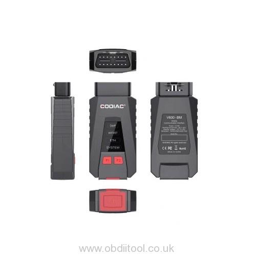 Godiag V600 Bm User Manual 1
