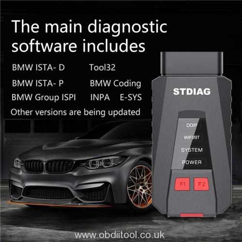 Godiag V600 Bm User Manual 2