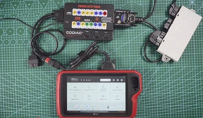 Key Tool Plus Godiag Gt100 Add Cas4 Key 2