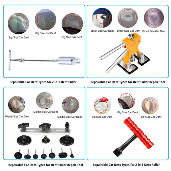 Oem Pdr Dent Puller Tools Kits Guide 5