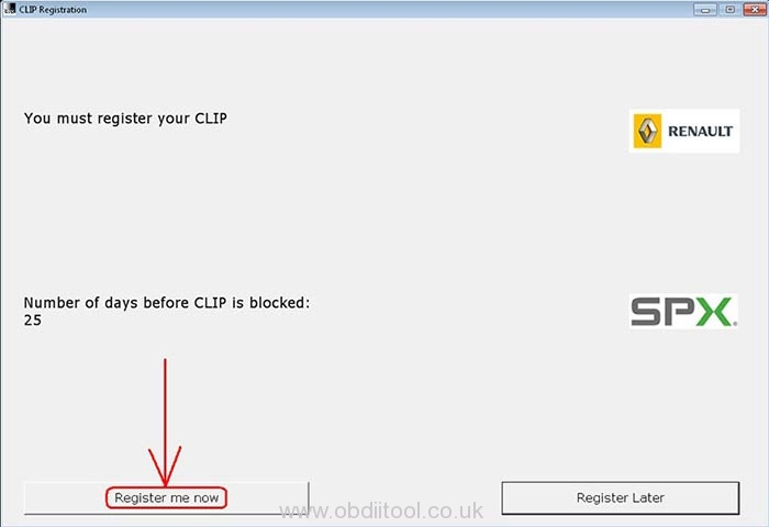 Renault Can Clip V200 Code Incorrect Solution 4