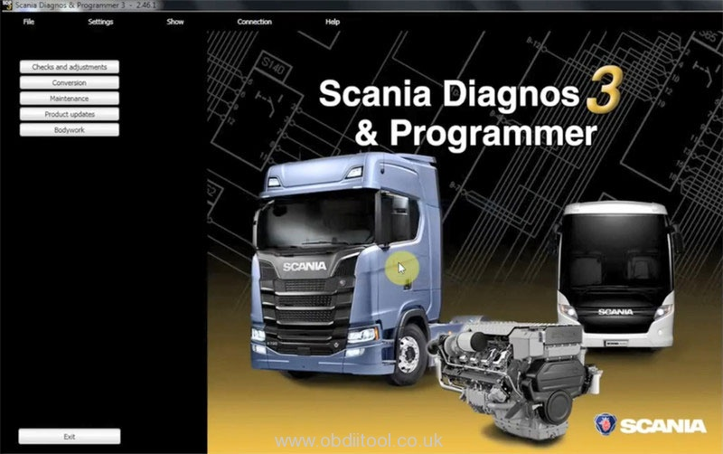 Scania Sdp3 2.44.1 Internal Software Fault Error Solution 2