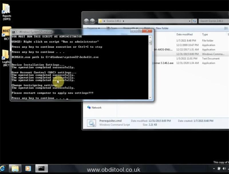 Scania Sdp3 2.44.1 Internal Software Fault Error Solution 4