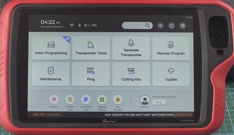 Vvdi Key Tool Plus Register Update 2