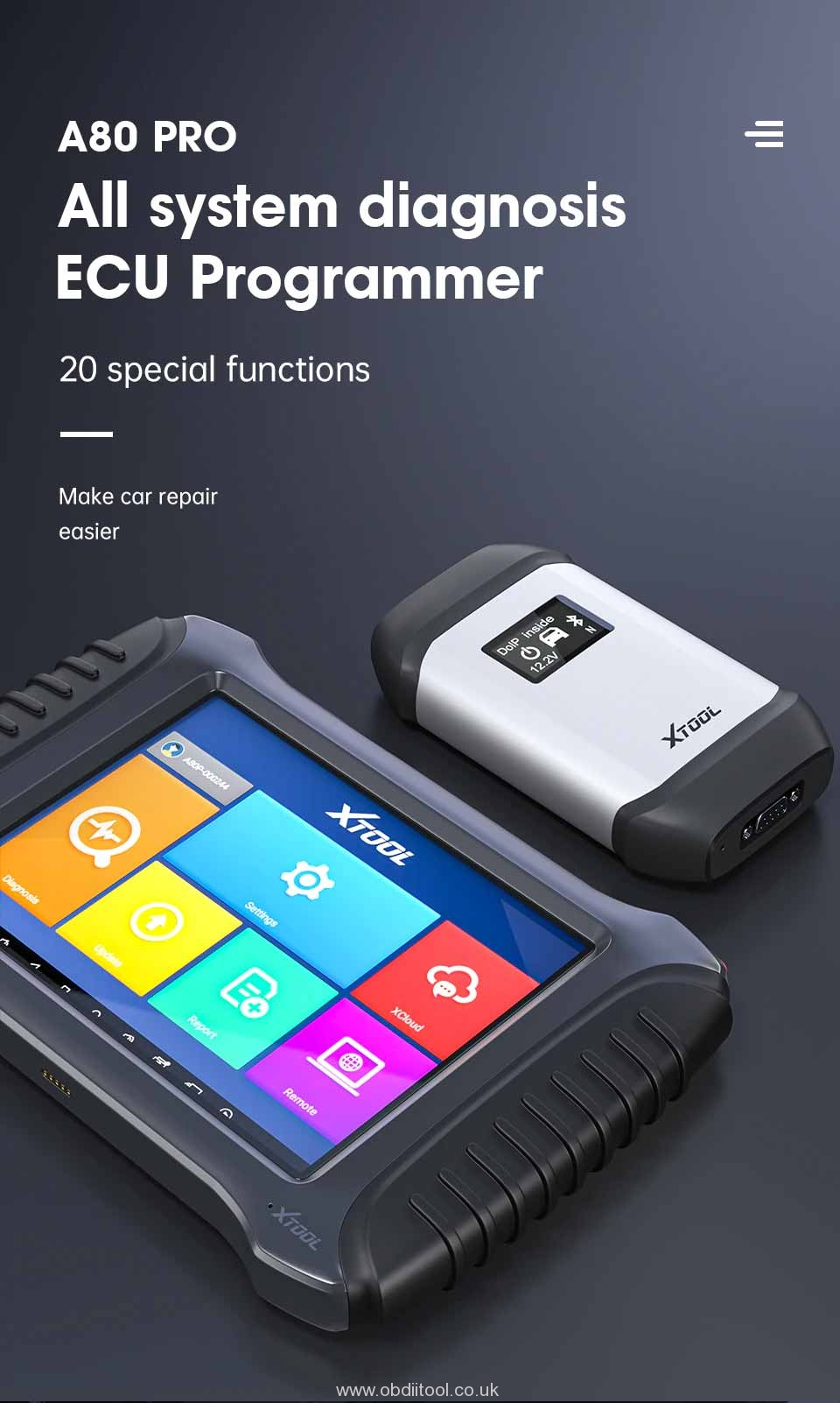 Xtool A80 Pro User Guide 1
