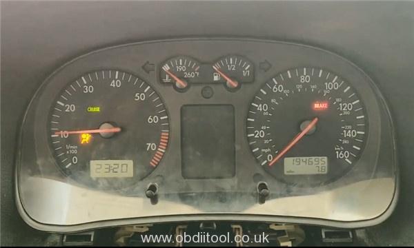 Xtool V401 Reset Airbag Light Vw Mk4 1
