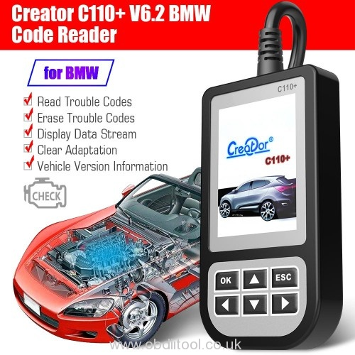 Creator C110+ Bmw Scanner Review 1