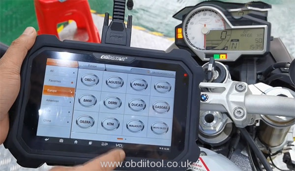 Ms80 Diagnose Bmw Motorbike All Systems 2