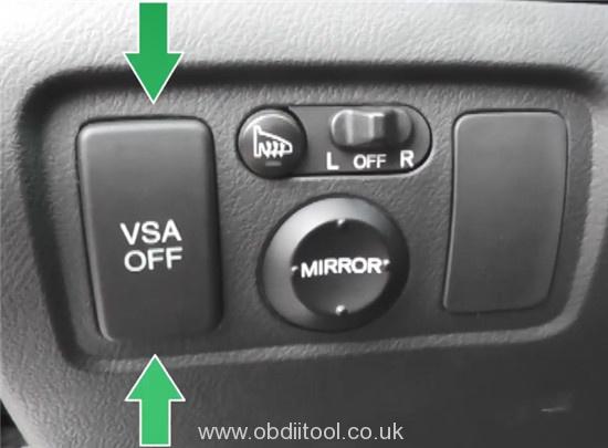 Foxwell Nt530 Nt650 Elite Turn Off Honda Vsa Light 2