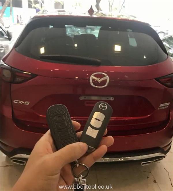 Key Tool Plus Mazda Cx5 2020 Program Smart Key 1