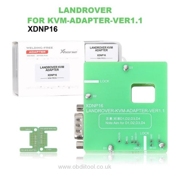 Key Tool Plus Program 2017 Ranger Rover 2