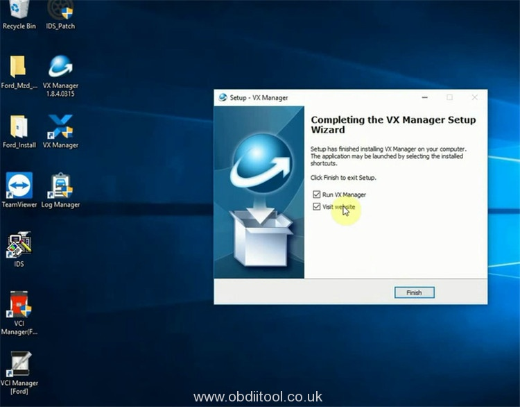 Vcm2 Ford Ids V121 Download Install 8