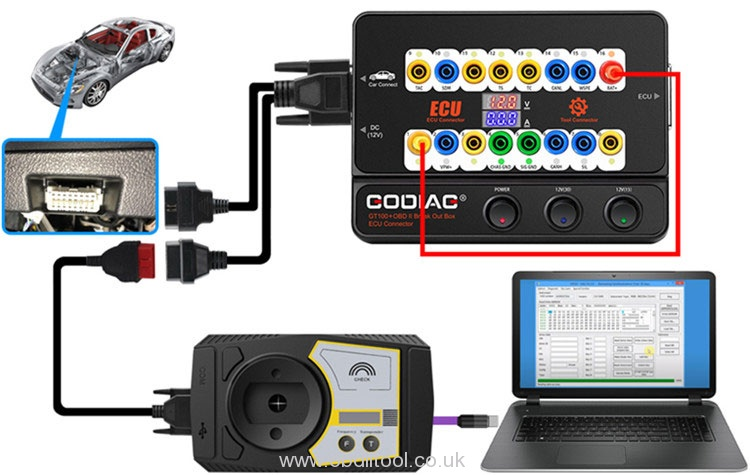 Godiag Gt100+ Gt100 Pro User Manual 3