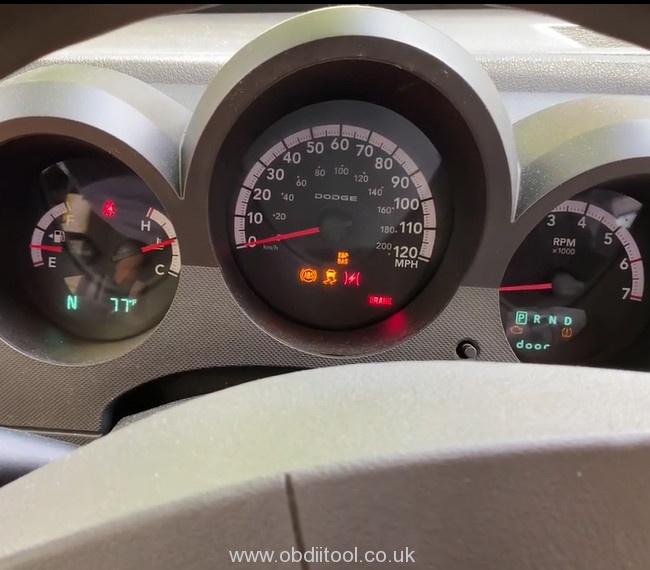 Autel Ap200 Reset Throttle 2008 Dodge Ka Nitro 8
