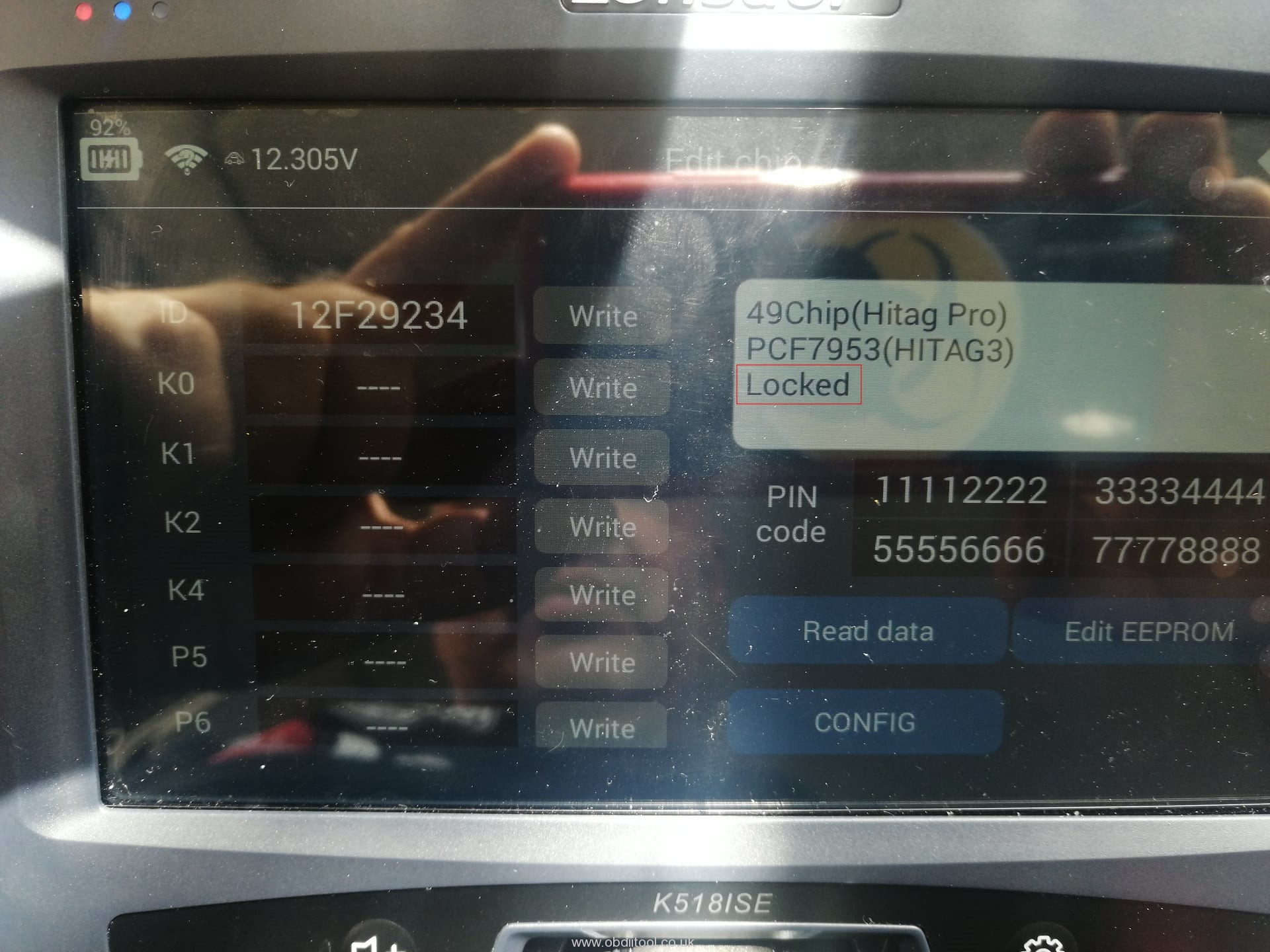 How To Correctly Use Lonsdor K518ise To Program Ford Focus 2015 2