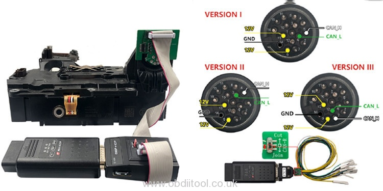 Mini Acdp Clone Sh725xx Gearbox 2