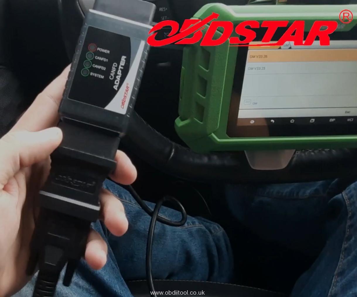 Obdstar X300 Pro4 Program Chevrolet 4a Chip Smart Key Akl 1
