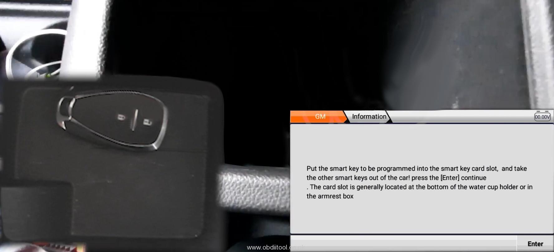 Obdstar X300 Pro4 Program Chevrolet 4a Chip Smart Key Akl 10