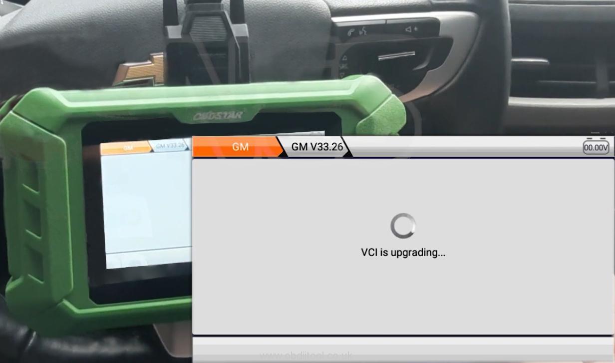 Obdstar X300 Pro4 Program Chevrolet 4a Chip Smart Key Akl 2