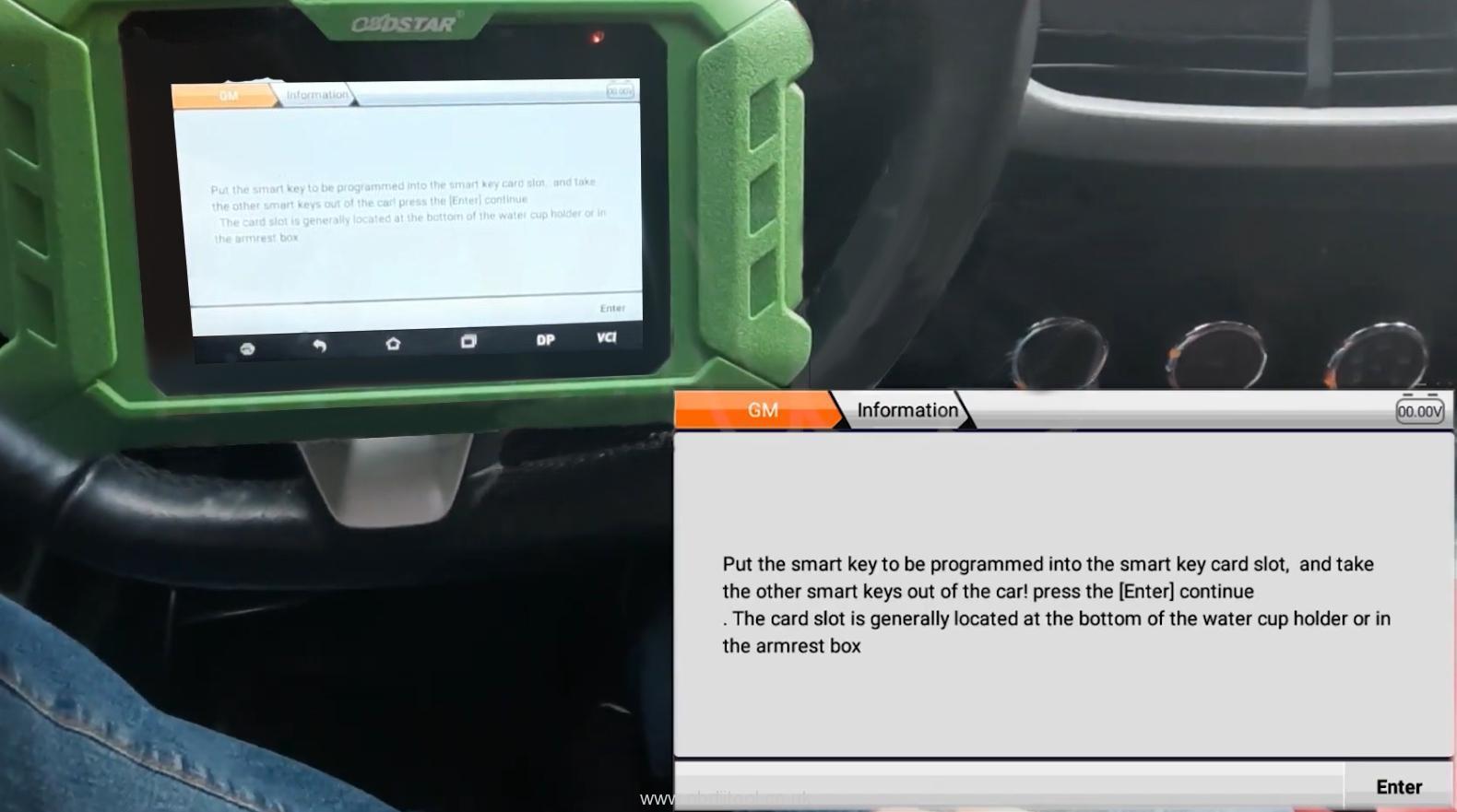 Obdstar X300 Pro4 Program Chevrolet 4a Chip Smart Key Akl 9