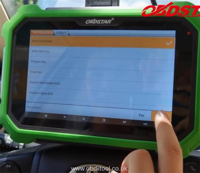 X300 Dp Plus Program Toyota 8a H Akl 11