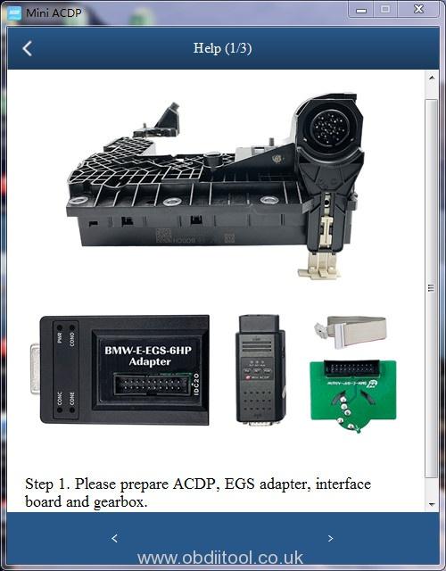 Yanhua Acdp Bmw E 6hp Refresh Error Solution 5