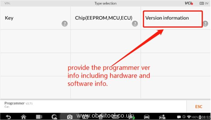 Autel Im608 Chip Communication Failed Solution 5