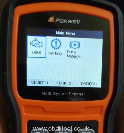 Foxwell Nt530 Update Icon Lost Solution