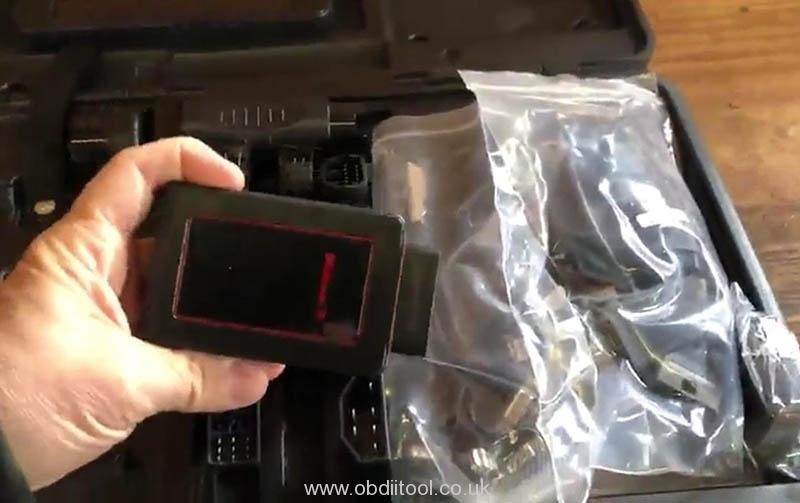 Launch X431 V Bi Directional Scan Tool Review 3