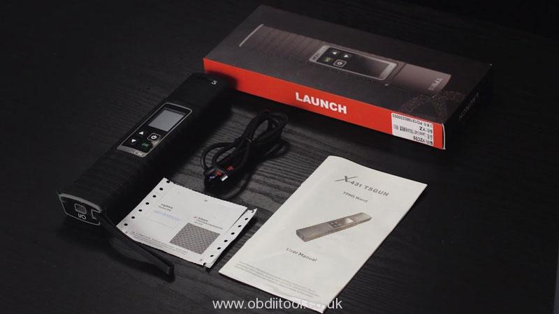 Bind Launch X431 Tsgun Wand With X431 Scanner (1)