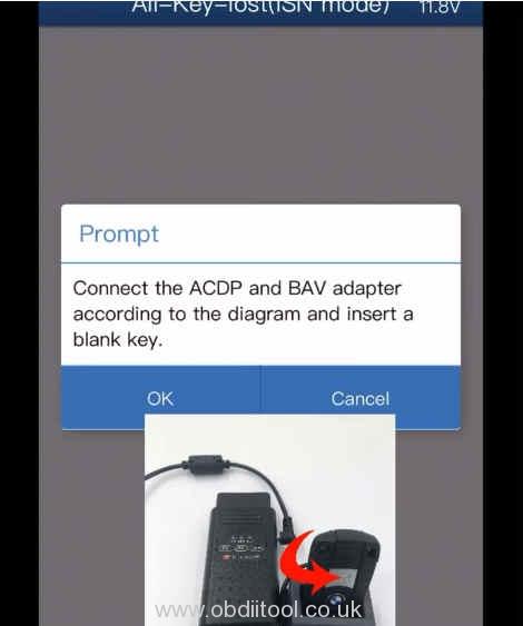 Mini Acdp Program Bmw Cas3+ Akl 11
