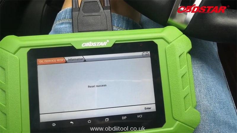 Maserati Oil Reset Epb Reset Affordable Tool Obdstar X200 Pro2 (5)